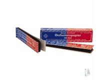 Артикуляционная бумага bk 80 красно-синяя Bausch 40мкм 200шт