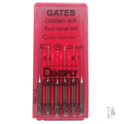 Gates Glidden Drill 28 мм | Гейтс Глиден Дрил