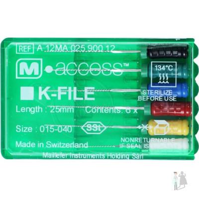 K-Files M-access | К-Файлы 25 мм