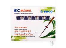 Soco SC NiTi Files | СОХО СК Файлы 25 мм