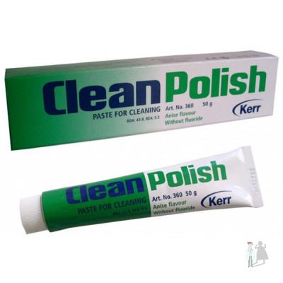 Паста полировочная Clean Polish | Клин Полиш