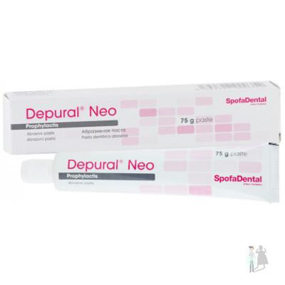 Депурал Нео | DEPURAL NEO паста 75г