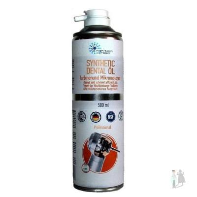 Synthetic Dental Oil - спрей-смазка для наконечников 300 ml