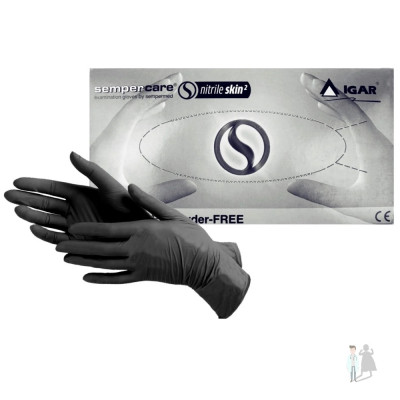 Igar перчатки нитриловые