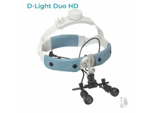 Осветитель D-Light Duo HD для бинокуляров