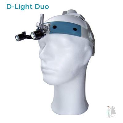 D-Light Duo осветитель для бинокуляров