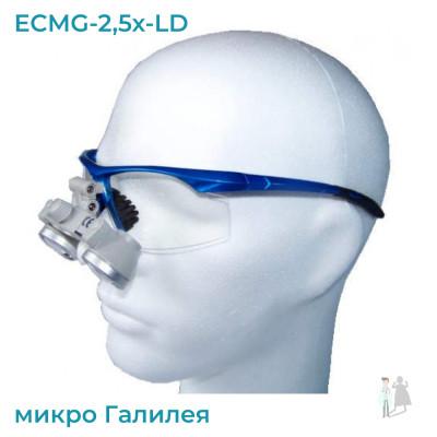 ECMG-2,5x-LD ErgonoptiX микро Галилея