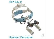 Бинокуляры ECP-6,0x-R ErgonoptiX Комфорт Призматик с осветителем D-Light Duo HD
