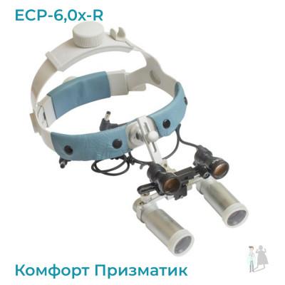 ErgonoptiX ECP-6,0x-R бинокуляры с подсветкой D-Light Duo HD