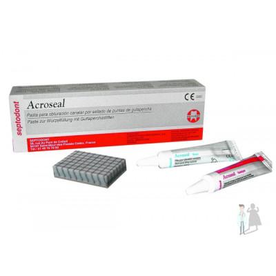 Акросил | Acroseal паста для пломбирования корневых каналов