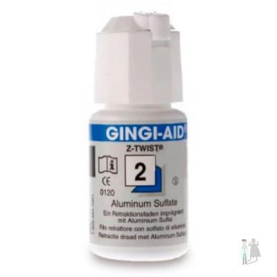 Gingi Aid | Джинжи Аид - нитка ретракционная с алюминия сульфатом