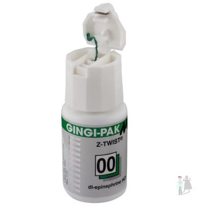 Gingi Pak   Джинжи Пак - нитка ретракционная с эпинифрином