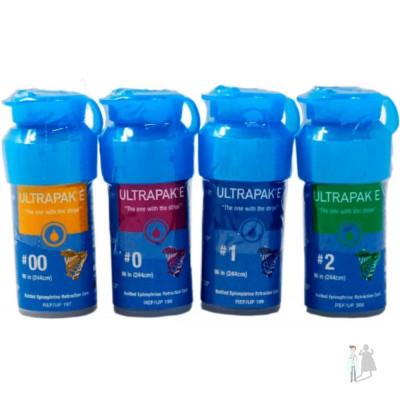 Ultrapak | Ультрапак ретракционная нить с пропиткой