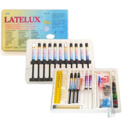 Лателюкс про набор | Latelux pro 62 пломбировочный материал