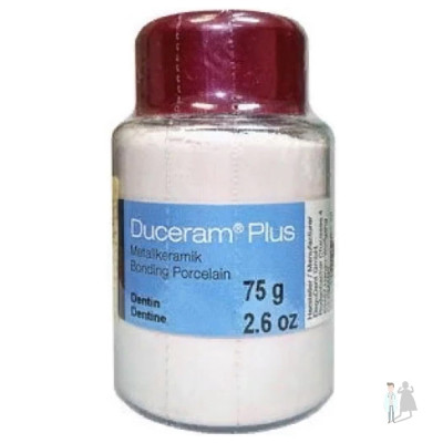 Dentin Duceram Plus | Дуцерам Плюс Дентин 75 г