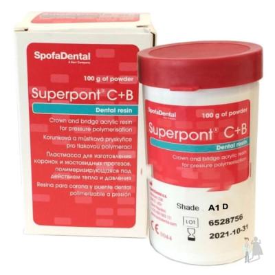 Суперпонт С+В | Superpont C+B пластмасса
