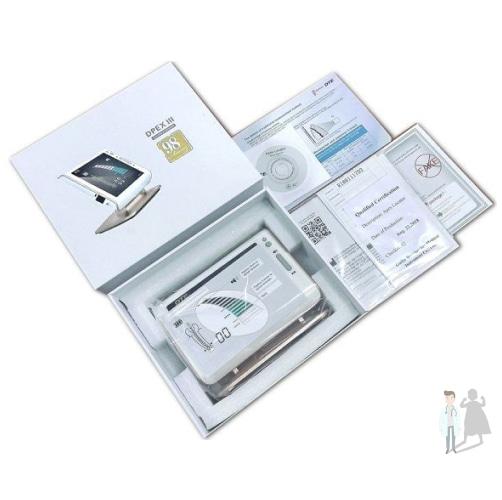 стоматологический апекслокатор Woodpecker dte dpex 3