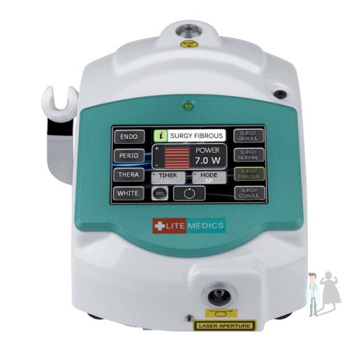Стоматологический лазер LiteMedics Prime итальянский