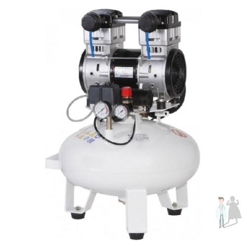 Воздушный компрессор для стоматологических кабинетов безмасляный