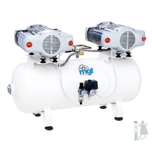 Фото из каталога стоматологических генераторов воздуха