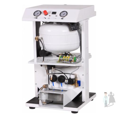 Стоматологический компрессор СБ4-24.OLD10CКМ поршневой безмасляный