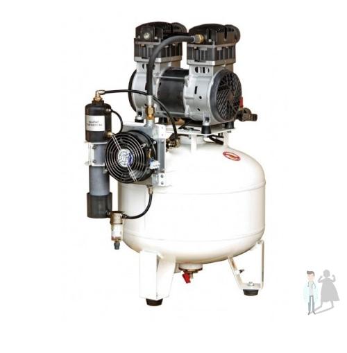Стоматологический компрессор СБ4-50.OLD15C белорусского производства