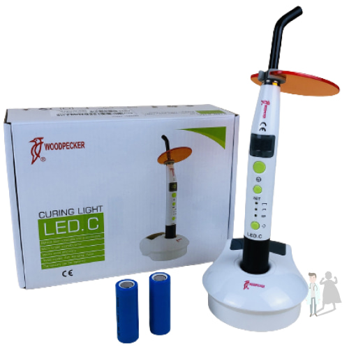Фотополимеризационная лампа Woodpecker Led C