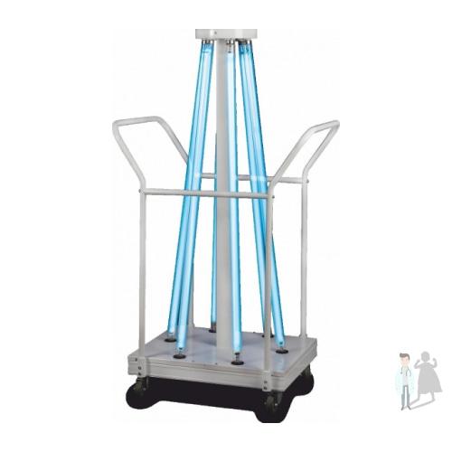 Кварцева лампа для очищення повітря Віола