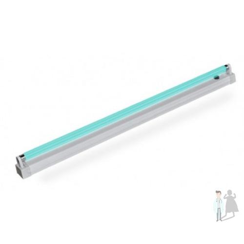 Бактерицидная лампа ОБП 1-30 ультрафиолетовая
