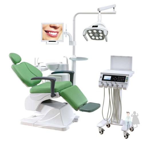 Трехсекционная стоматологическая установка AY-A4800
