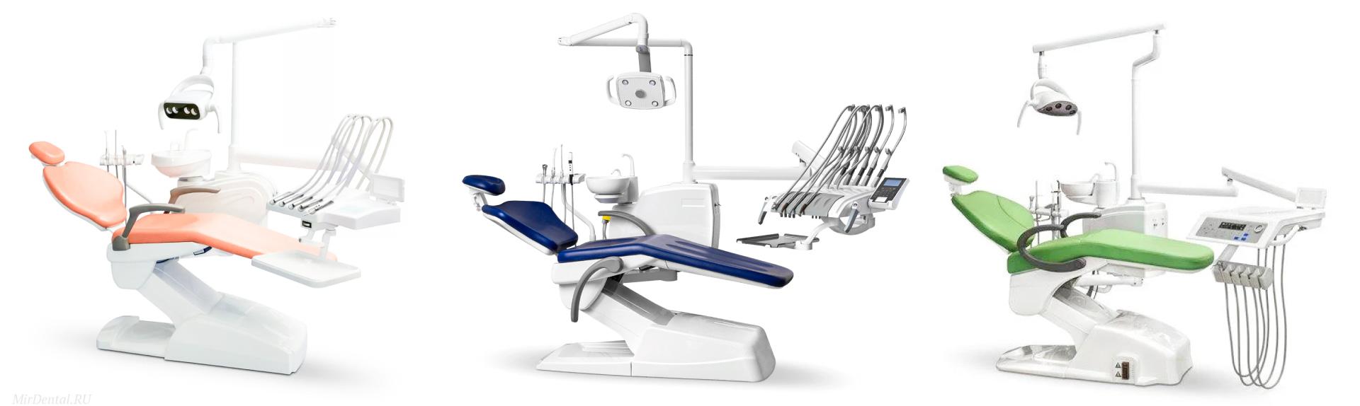 Mercury 330 Standart - стоматологическая установка китайская
