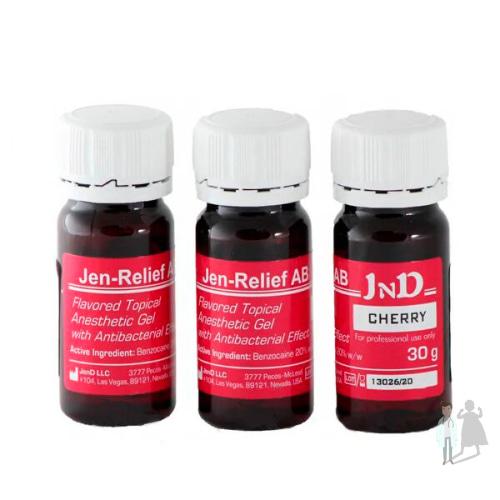 Гель анестезирующий Jen-Relief