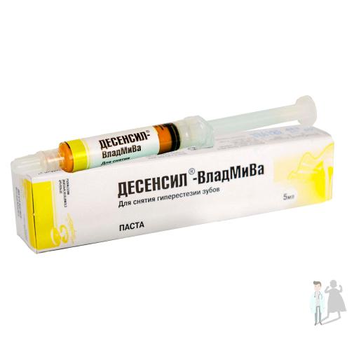 стоматологический Гель Десенсил 12% для анестезии