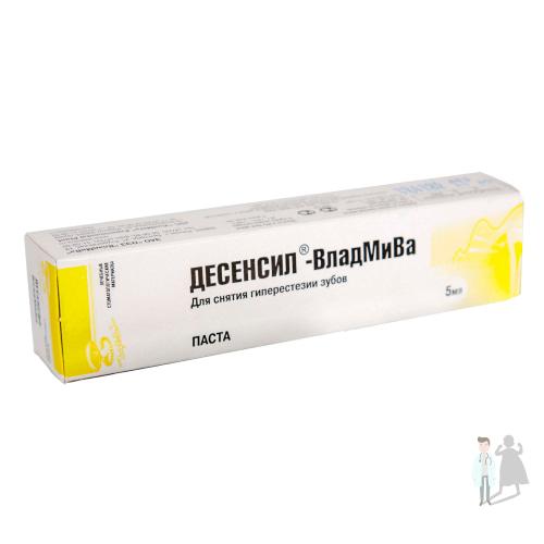 стоматологический Гель Десенсил