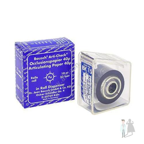 каталог стоматологической окклюзионной бумаги с ценами