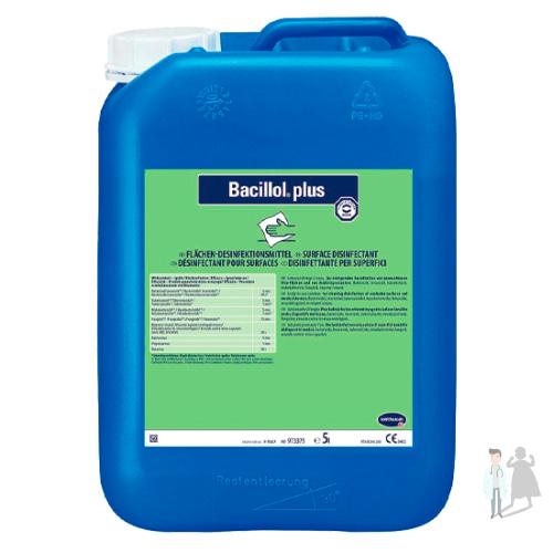 Bacillol средство для дезинфекции инструментов и поверхностей