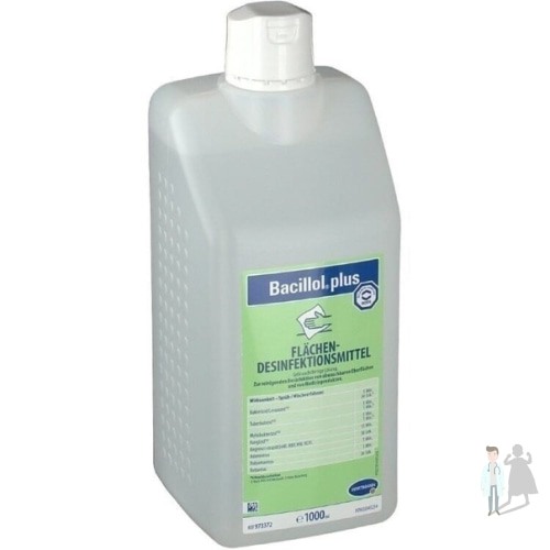 Бациллол средство для дезинфекции инструментов и поверхностей