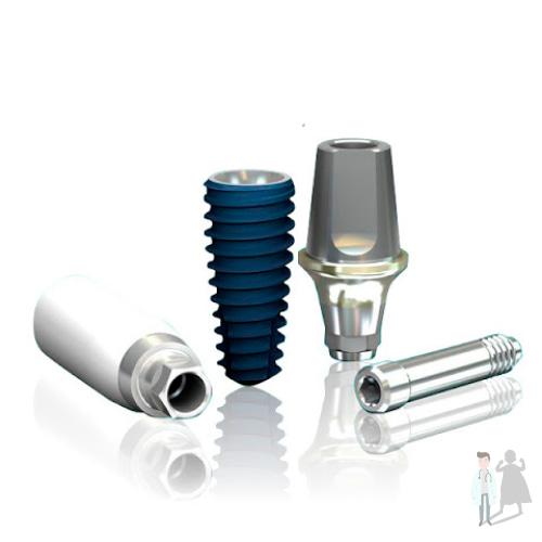 Фото импланта зубного из каталога производителя