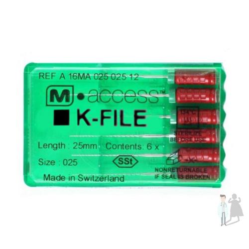 К-Файлы 25 мм