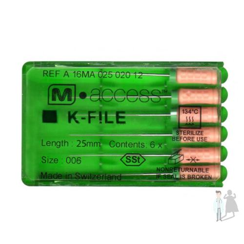 К-Файлы M-access все размеры