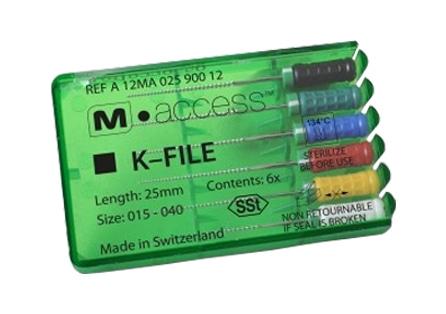 хедстрем файлы стоматологические H-файл М-access