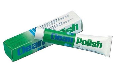 паста для полировки зубов Clean Polish
