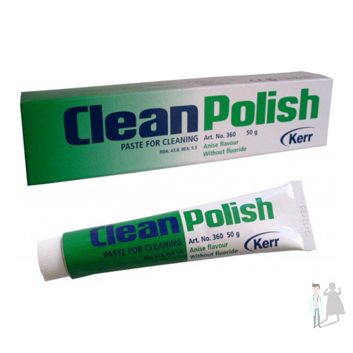 Паста полировочная Clean Polish