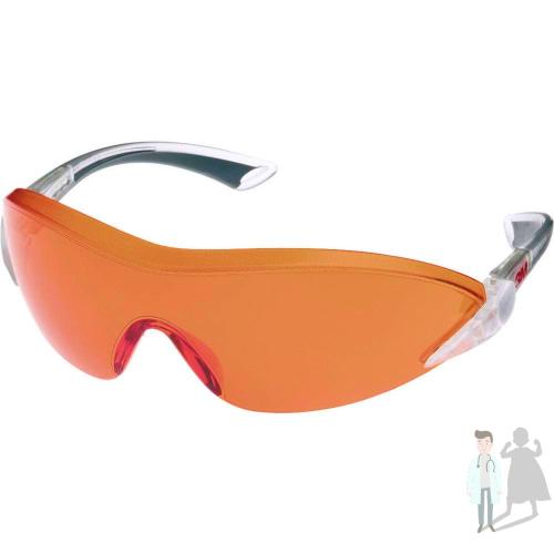 Очки для защиты глаз стоматолога