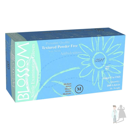Стоматологические перчатки производитель blossom