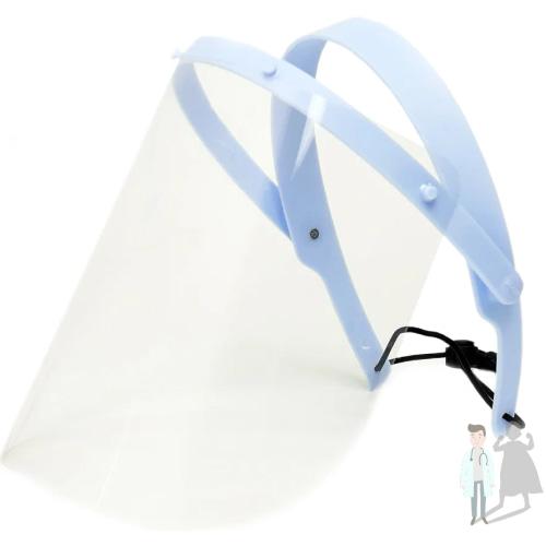 Защитный щиток для лица для стоматолога
