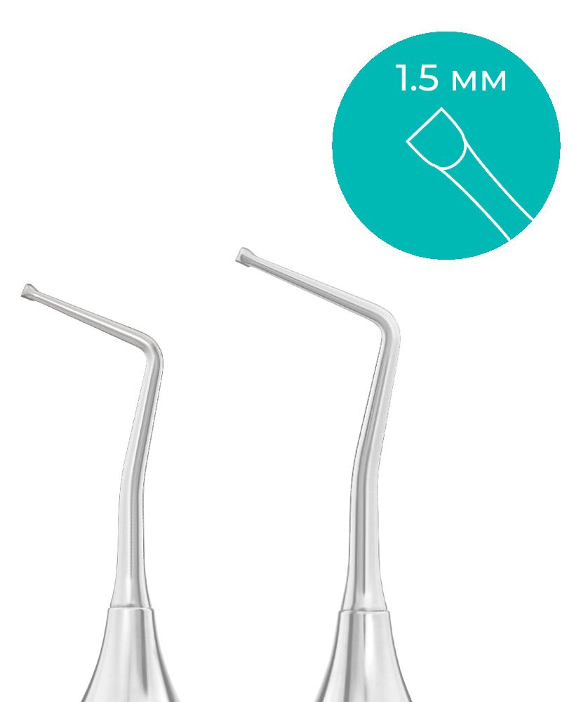 Размеры стоматологического экскаватора dd1 30 2m