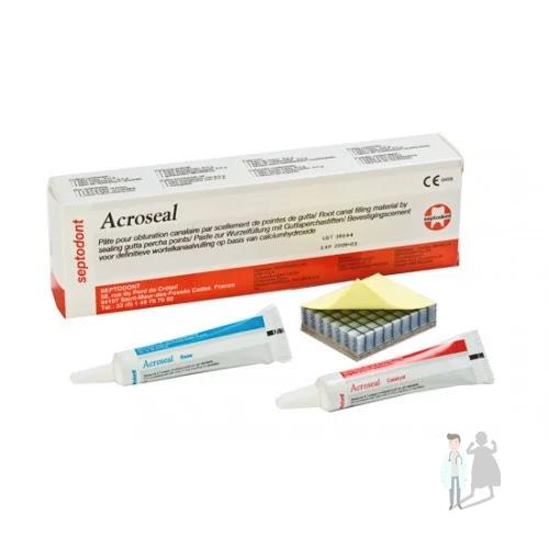 Акросил – пломбировочный материал для корневых каналов