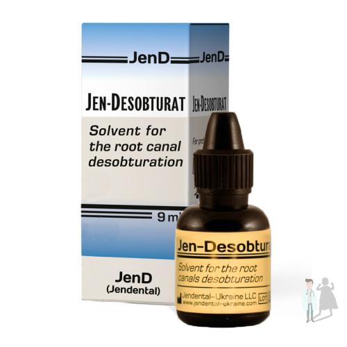 Жидкость для распломбировки корневых каналов Jen-Desobturat