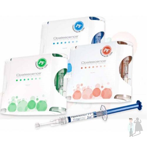 система домашнего отбеливания зубов Опалесценс